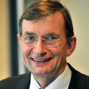 Jeroen van der Veer Profile Picture